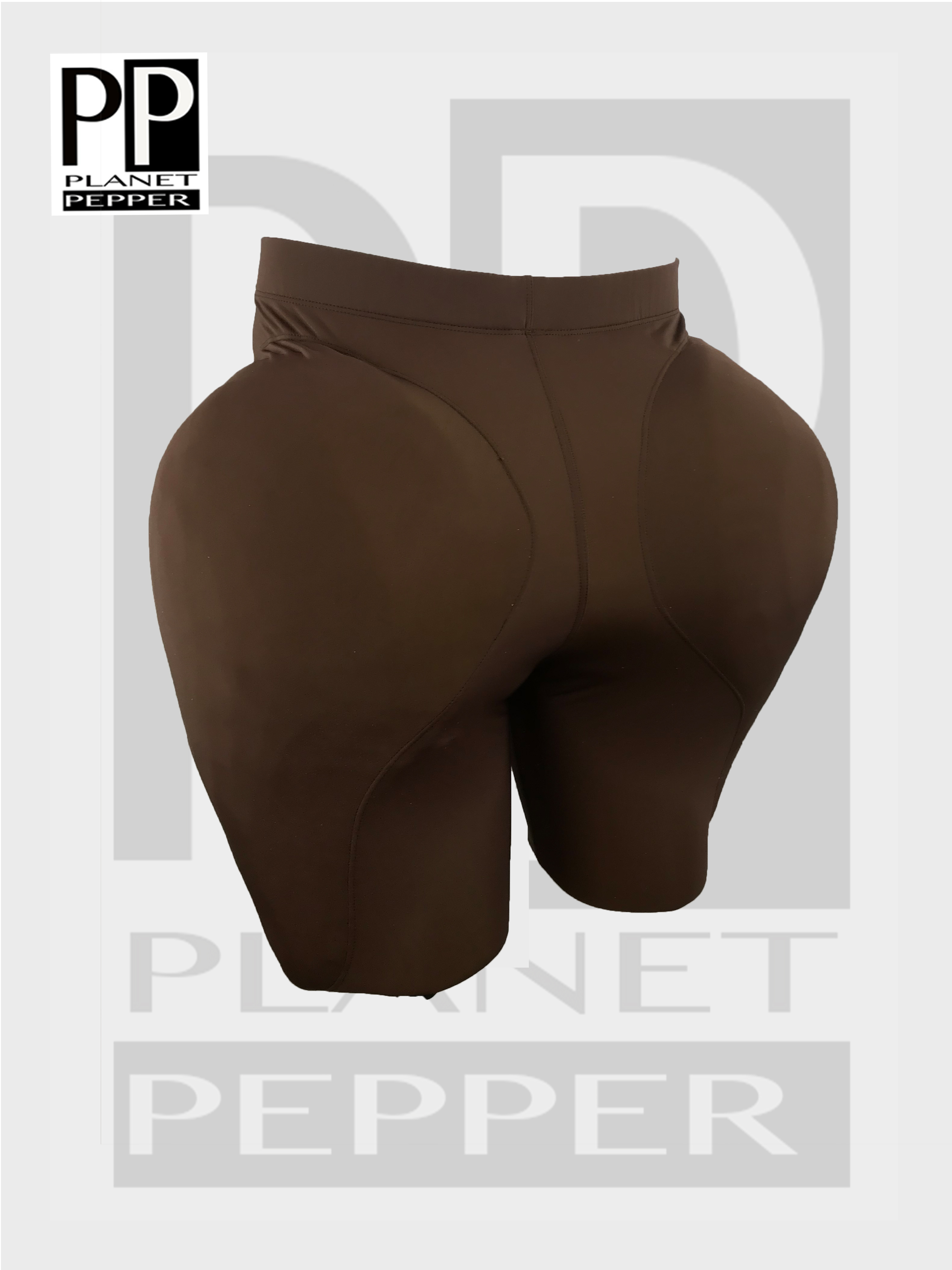 4″ Astrobooty hip/butt pads with shorts